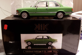 Schaalmodel BMW 318i 1975 Limited Edition