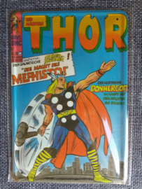 Metaalplaat Thor