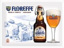 Metaalplaat Floreffe