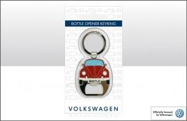 Sleutelhanger/flesopener Volkswagen Beetle