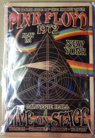 Metaalplaat Pink Floyd