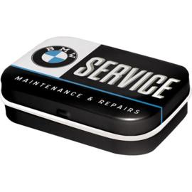 Muntdoosje BMW Service