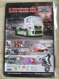 Metaalplaat ADAC truck grand prix
