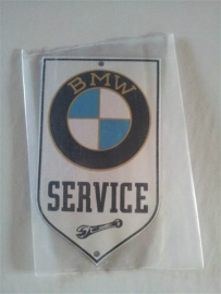 Logo/merk plaatje BMW Service
