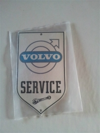 Logo/merk plaatje Volvo Service