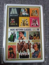 Metaalplaat Motown