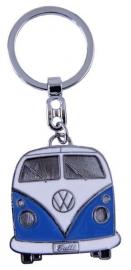 Sleutelhanger VW Bulli blauw