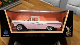 SChaalmodel Ford Ranchero 1957  1/18