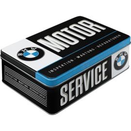 """Voorraaddoos """"BMW Motor Service"""""""