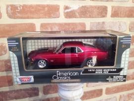 Schaalmodel 1970 Ford Mustang Boss 429