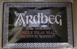 Metaalplaat Whiskey Ardbeg