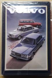 Metaalplaat Volvo