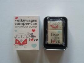 Aansteker Volkswagen Campervan Life Live Love