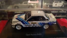 Schaalmodel Opel Ascona B400  1/43