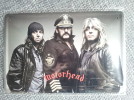 Metaalplaat Motorhead