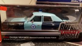 Schaalmodel Dodge Monaco 1974