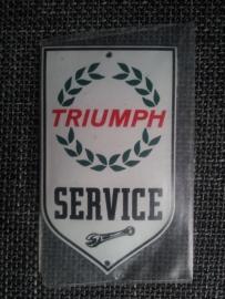 Logo/merk plaatje Triumph
