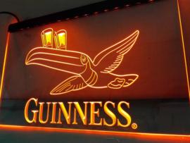 3D ledverlichting Guinness