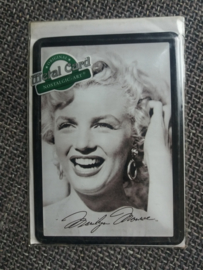 Metalen Postkaart Marilyn Monroe