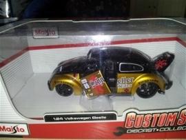 Schaalmodel Volkswagen Beetle  1/24