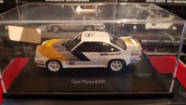 Schaalmodel Opel Manta B400  1/43