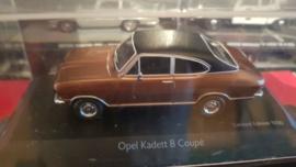 Schaalmodel Opel Kadett B Coupé  1/43