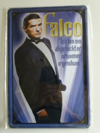 Metaalplaat Falco