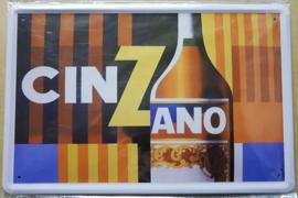 Metaalplaat CinZano