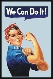 Spiegel Allerlei We Can Do It