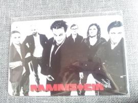 Metaalplaat Rammstein