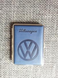 Sigarettendoos Volkswagen blauw