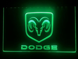 3D ledverlichting Dodge