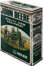 Voorraaddoos John Deere