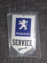 Logo/merk plaatje Peugeot