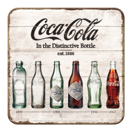 Onderleggers Coca Cola