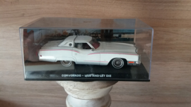 Schaalmodel Chevrolet Corvorado James Bond collectie  1/43