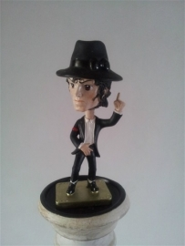 Pop/beeld Michael Jackson Bobble head