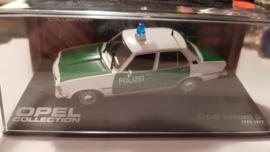 Schaalmodel Opel Rekord D 1972 - 1977  1/43