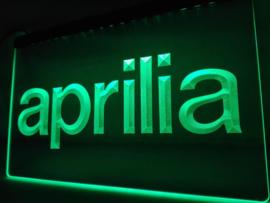 3D ledverlichting Aprilia