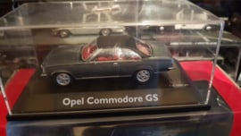 Schaalmodel Opel Commodore GS  1/43