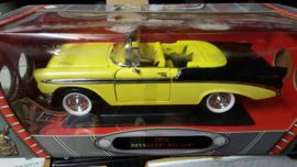 Schaalmodel Chevrolet Bel Air 1956 1/18