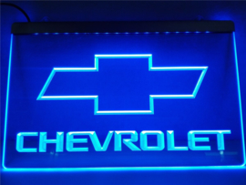 3Dledverlichting Chevrolet