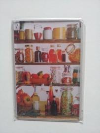 Metaalplaat voeding algemeen