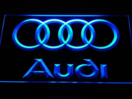 3D ledverlichting Audi