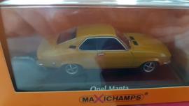 Schaalmodel Opel Manta  1/43