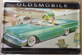Metaalplaat Chevrolet Oldsmobile