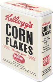 """Voorraaddoos """"Kellogg's Cornflakes"""""""