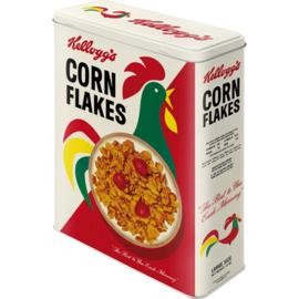 "Voorraaddoos ""Kellogg's Corn Flakes"""