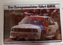 Metaalplaat BMW M3