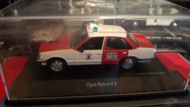 Schaalmodel Opel Rekord E 1/43